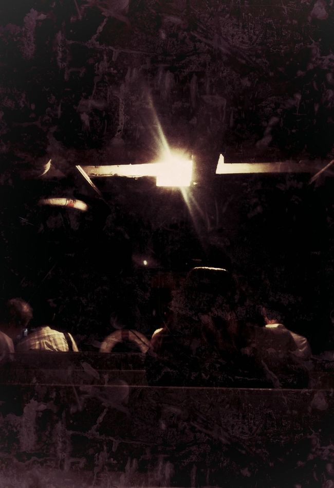 Passengers Tonight Is Nightphotography Art