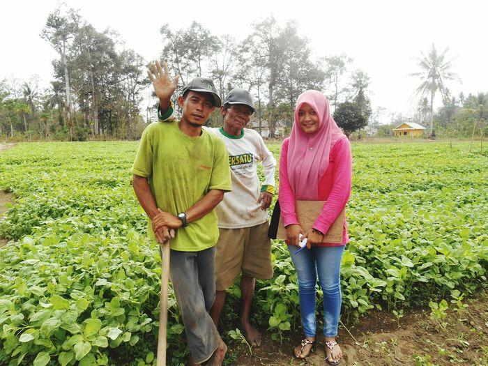 Farmers Farmland Interview
