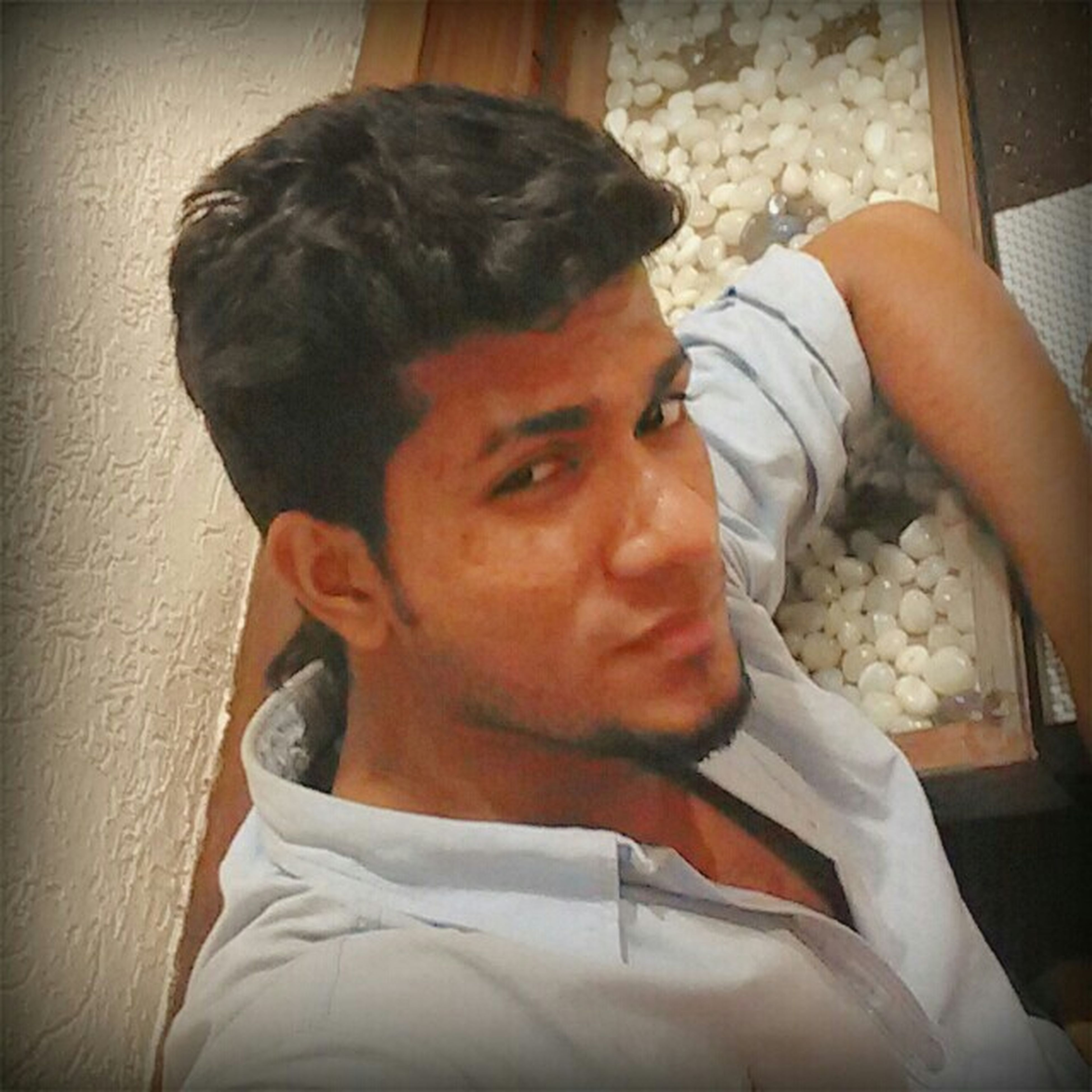 Selfie ✌ Indian Hairstyle Faces Of EyeEm Popolar Photo Selfportrait Check This Out Party Time! Old Pic  Enjoying Life #..