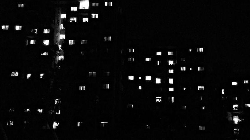 Night Lights Colors Of The Night
