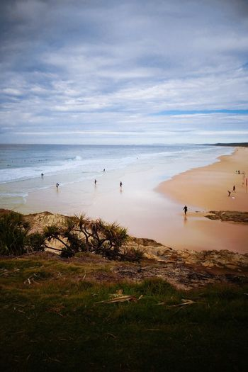 Stradbroke Island, Queensland Sea Beach Water Nature Sky Beauty In Nature Scenics Tranquility Sand Tranquil Scene Horizon Over Water Outdoors Cloud - Sky Bird Vacations Day Men Sunset Wave Real People The Great Outdoors - 2017 EyeEm Awards Landscape_photography Stradbroke Island Straddie The Great Outdoors - 2017 EyeEm Awards The Great Outdoors - 2017 EyeEm Awards