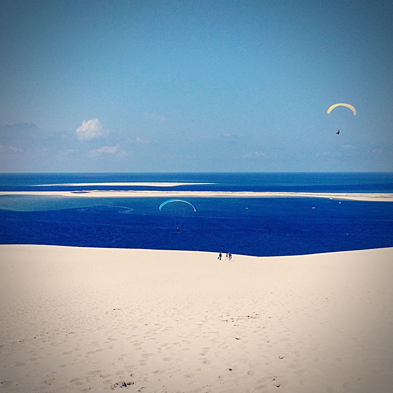 Dunes D'une Du Pyla France France Photos Landscape Paysage Océan Atlantique Atlantic Ocean Sand