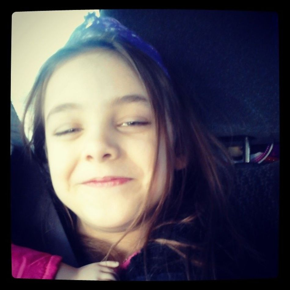 Alisa my whole world. And lil sis :) Proudofbeingbigsis :)