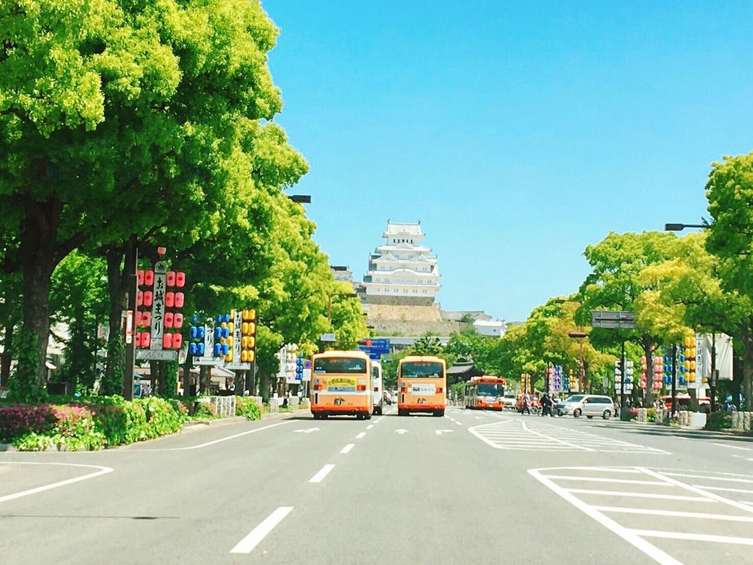 Japan Eiko Himeji-jo Castle Japan Photos