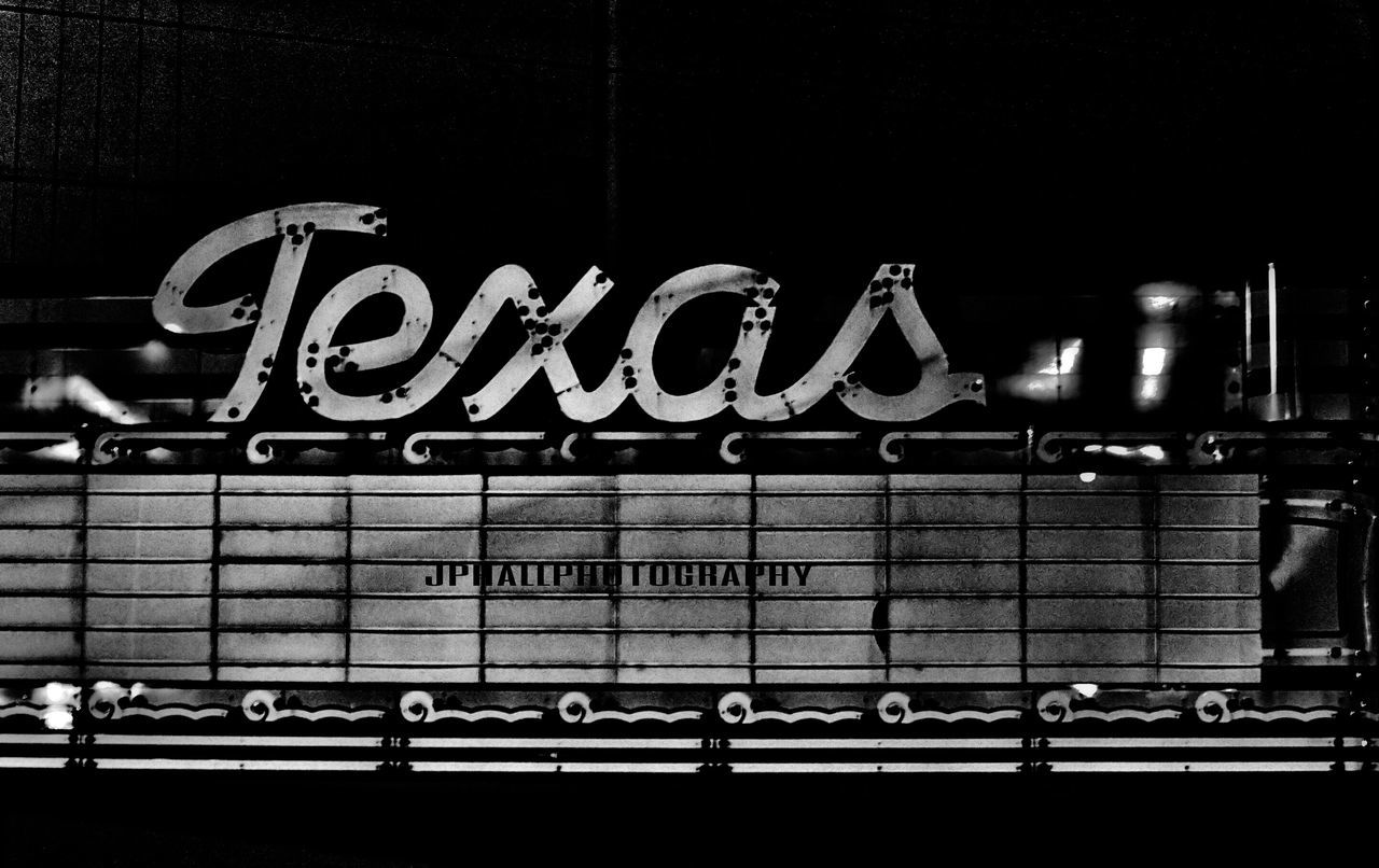 Text Communication No People Built Structure Night San Angelo Texas This Week On Eyeem Texas Photographer Black & White Photography EyeEm Gallery Eyeemphotography Black And White Collection!