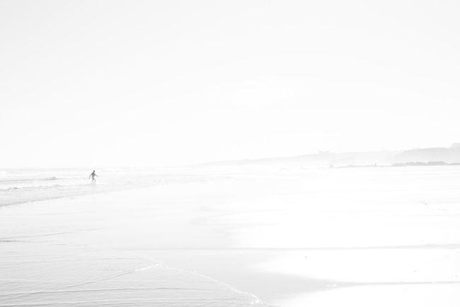 Monochrome Photography Bnw_life Bnw Bw Blackandwhite Blackandwhite Photography 35mm Galicia SPAIN Sigma Beach Beachlife Bn