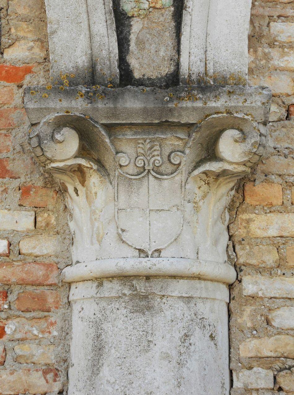 Italy Corinthian Doric Ionic Columns Capital Brick And Mortar Column Capitals Emblem  Stone Capital Greek Symbols Medieval Architecture Architectural Detail