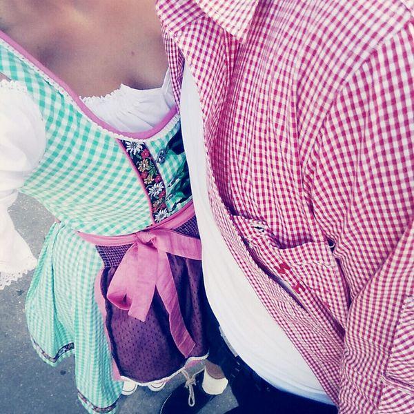 Today's hot look Dirndl... <3 Volksfest♥