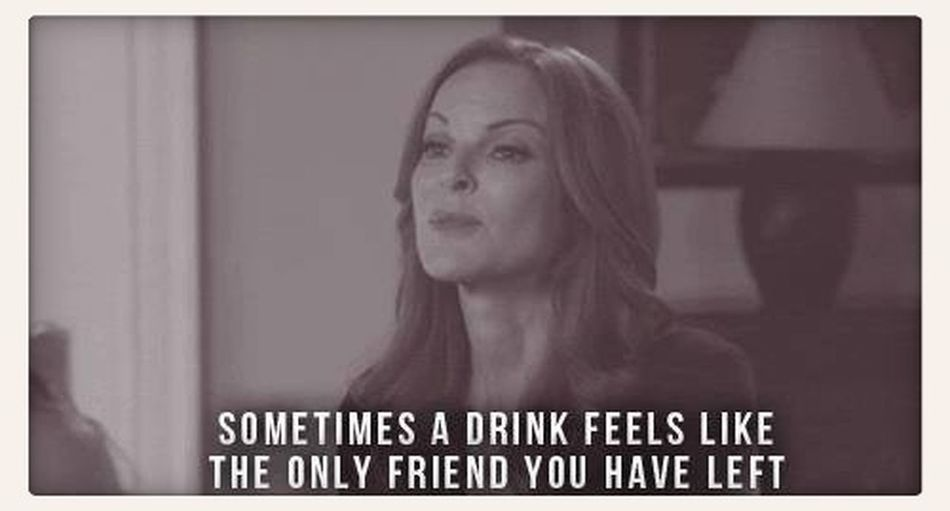 The True Desperate Housewives Wine Depression