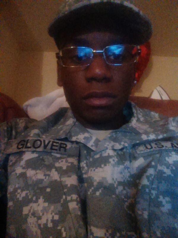 army life love my job :) Oldpic