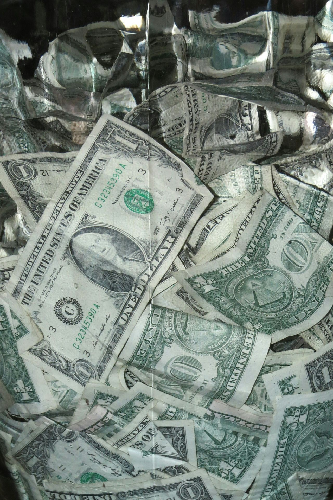 Money Dollars Bills