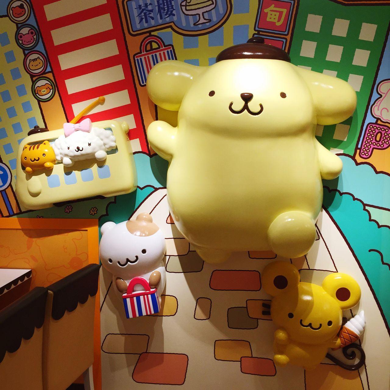 Pudding Dog Wall Surgery Look HongKong China