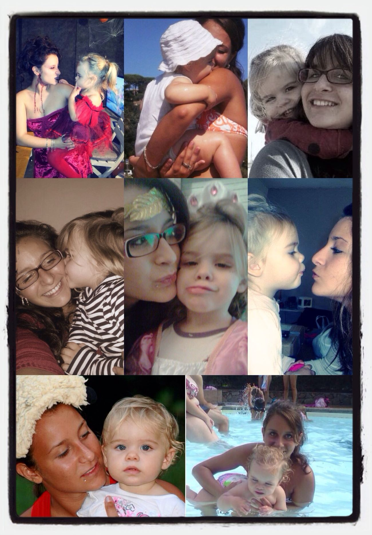 Mon amour; ma nièce; ma vie... ?