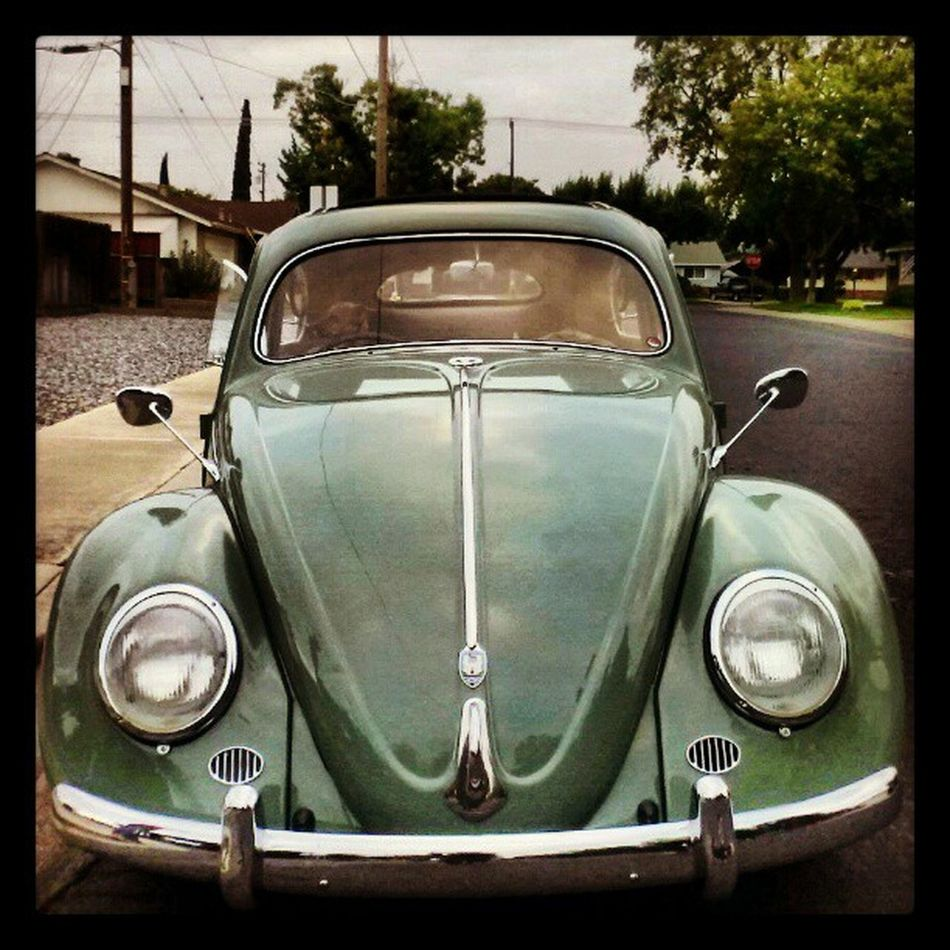 My motavation to finish my Vwbug ! Theneighbors Olskool 54 Ovalwindow Righthanddrive Popoutblinkers Mintgreen Soclean Whitewalls  Slammed Ontheground Instapicoftheday Instadope