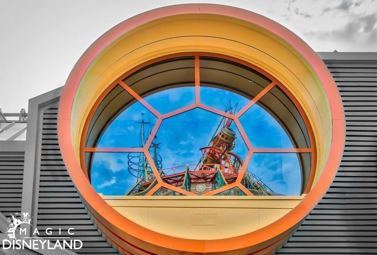 Built Structure Architecture Circle Amusement Park Disneyland Resort Paris Disneyland Paris Disneyland Disney 25thanniversary