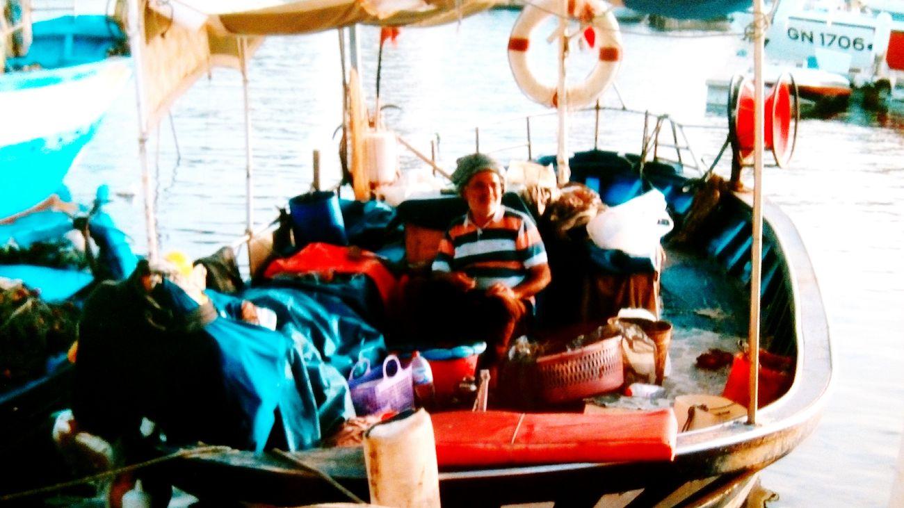 Summer ☀ Summer Time  Summer Holidays Summer Tunesia Fisherman Fisher Fisherboat Fishermanslife Fishermen Boat