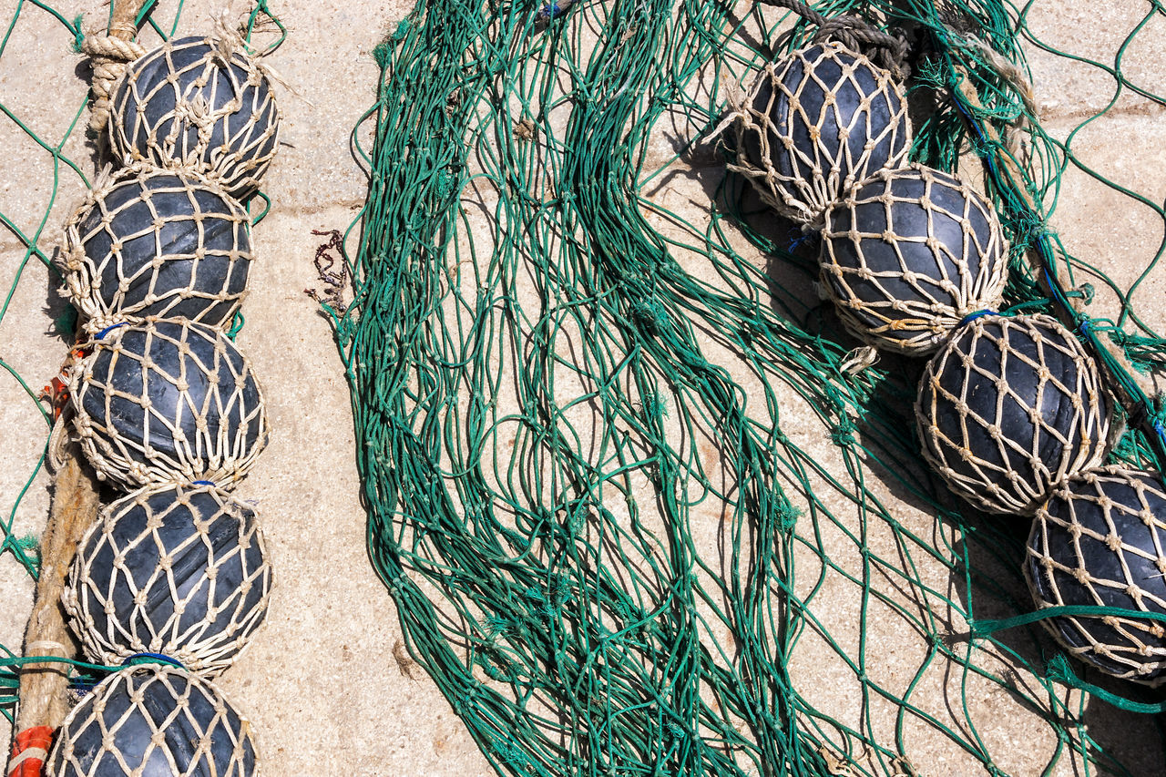 Netting 05 Blue Blue Color Buoys Colorful Detail Fabric Fabric Detail Fishing Green Green Color Harbour Harbour View Harbourside Large Group Of Objects Mediterranean Culture Multi Colored Net Netting Outdoors Red Red Color Repetition RGB Still Life Textures