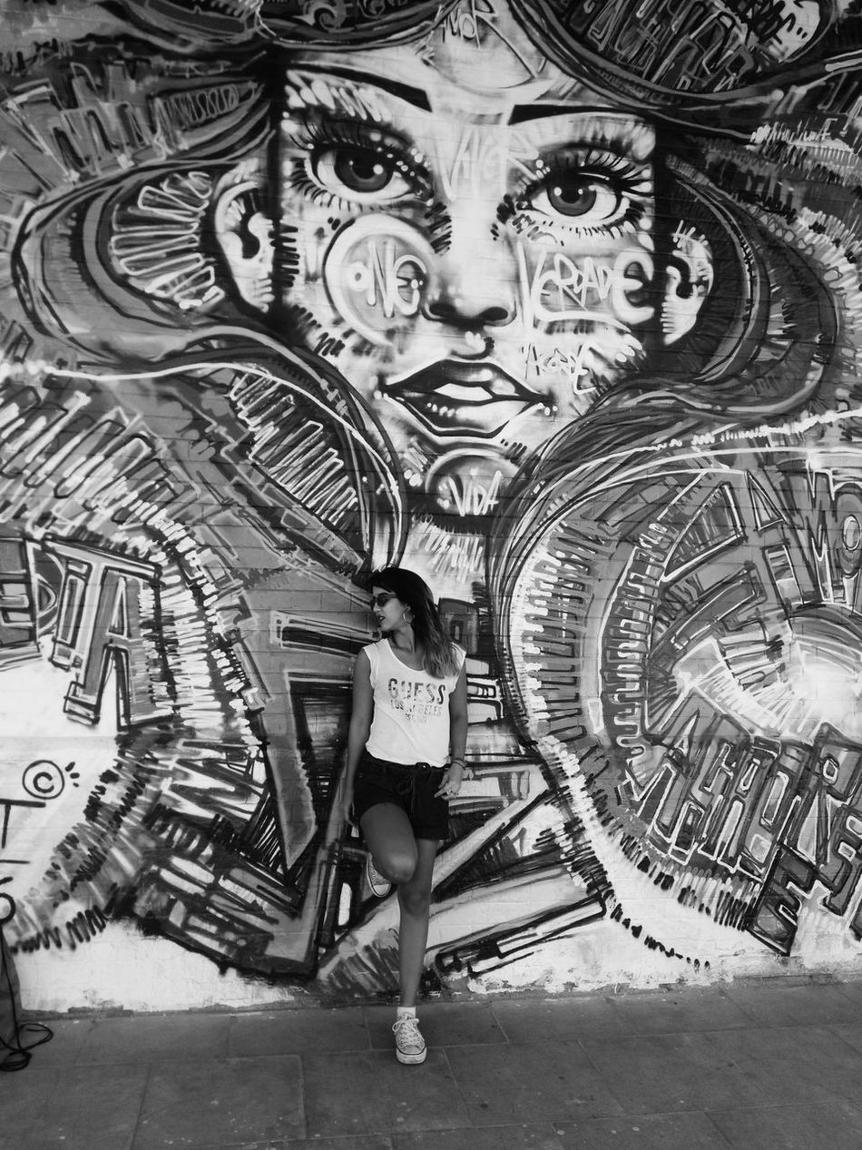 Model Not Really Vacation Enjoying Life FunnyMoments  Relaxing Carioca Girl Black And White