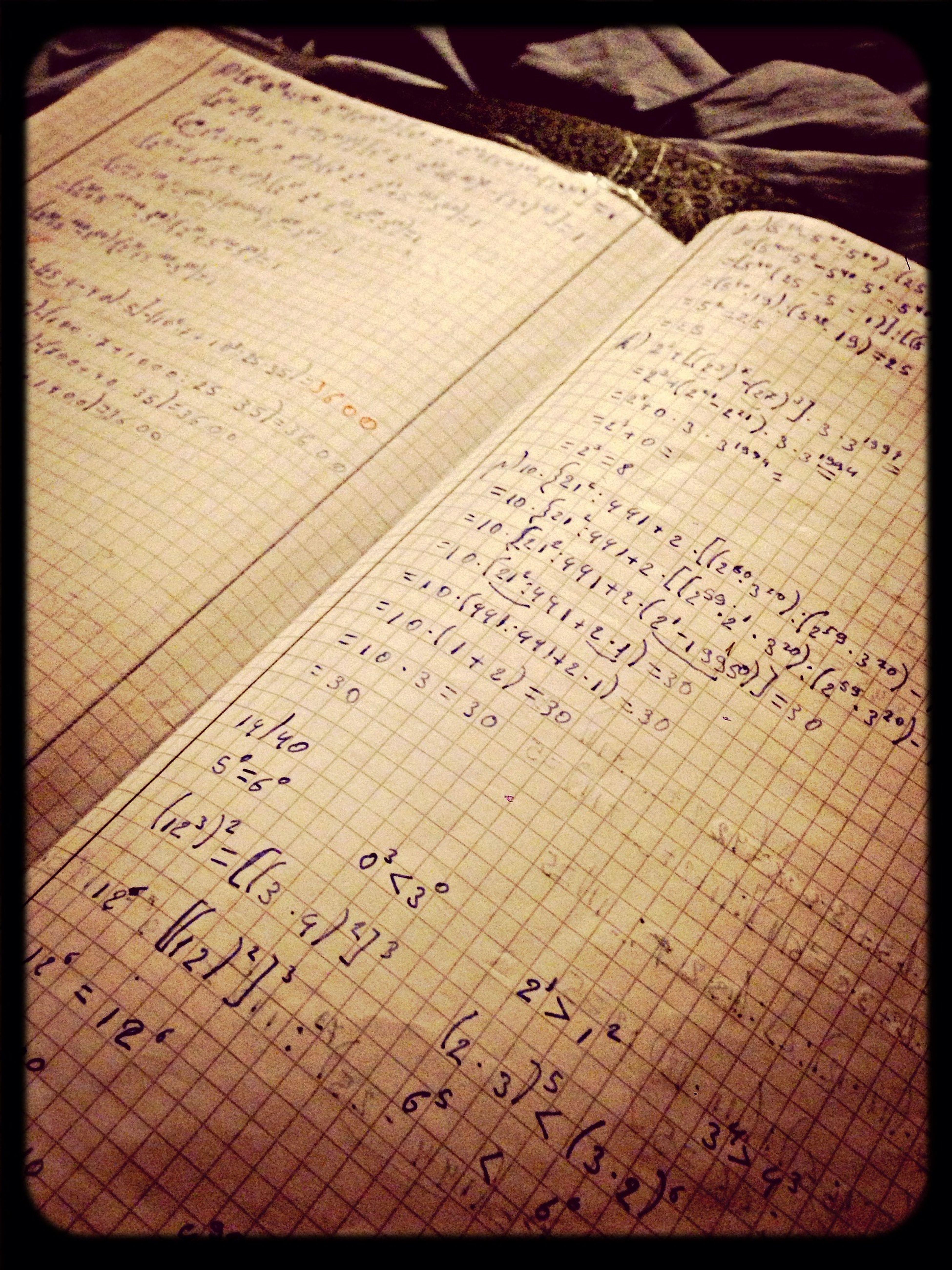Homeworks :p