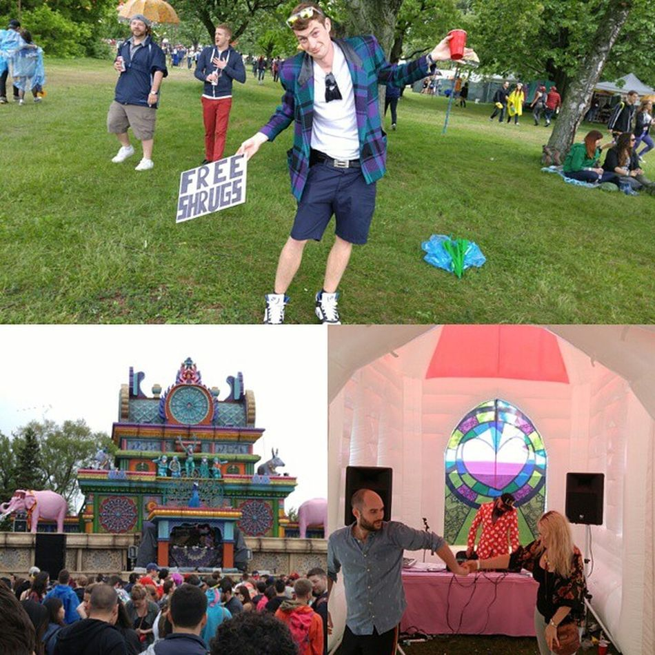 Enjoying the scenes at BestivalTO thanks to @fidomobile having me GetCurious to come out as part of RogersSI