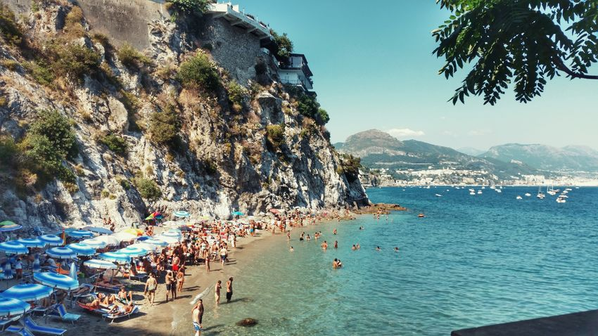 Sunshine Sea Relaxing Nature Cute Photographyeveryday Italy❤️ Sun Salerno Beautiful