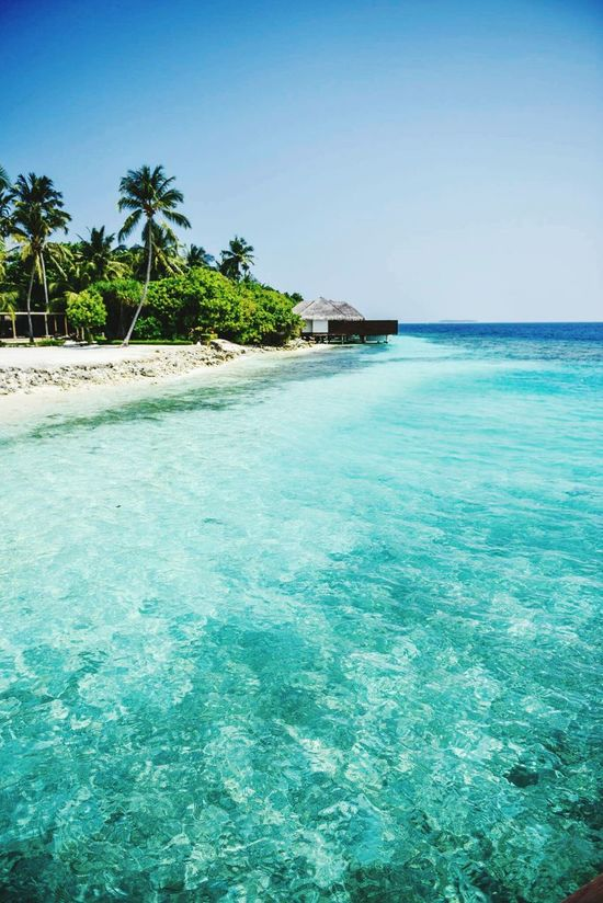Maldives Luxury Island DusitThani Seascape Beachphotography Beachhut