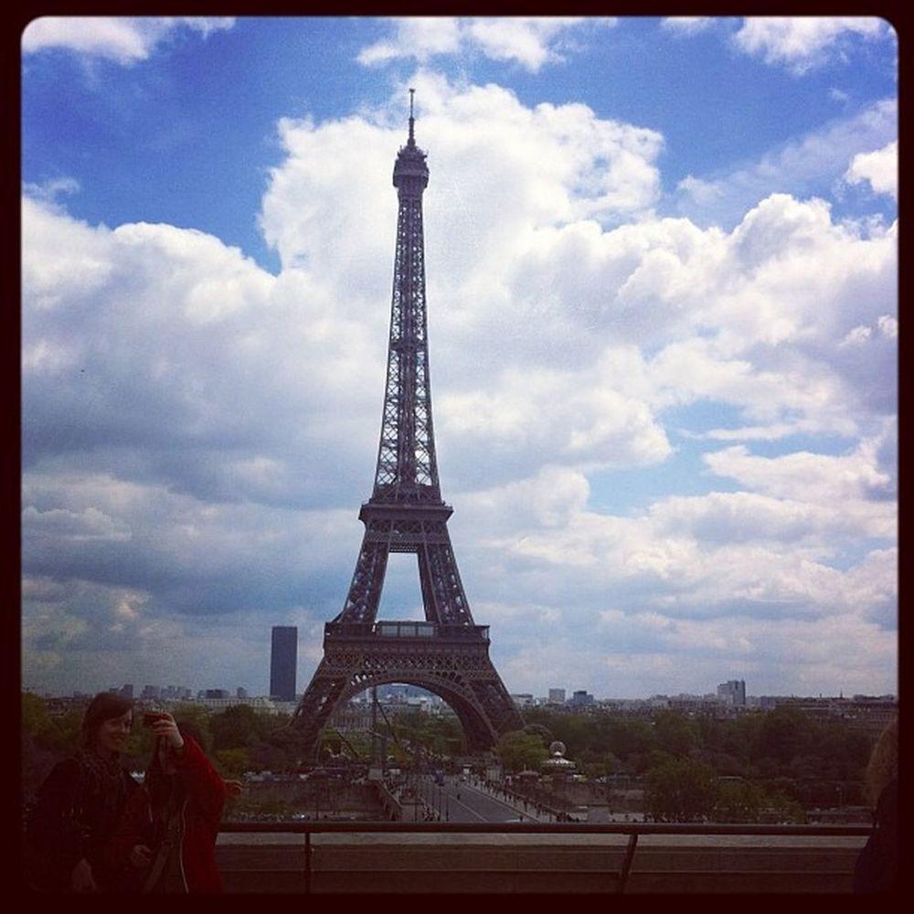 Paris :-) Butiful City Working Easylife That Day ;-)