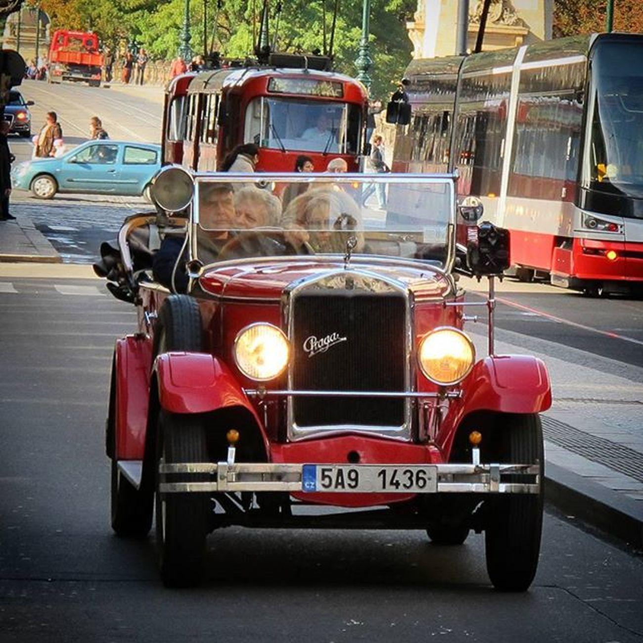 Oldcar Stylecar Prague