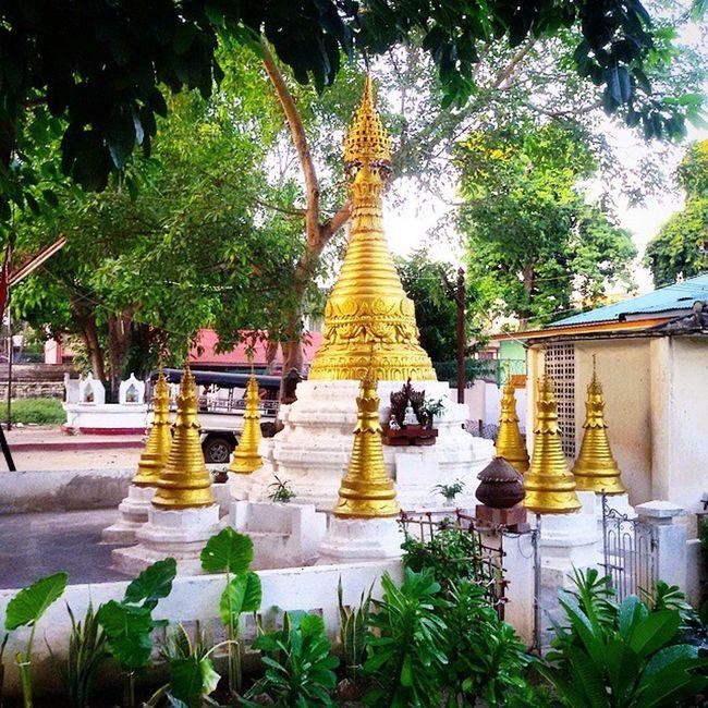 Pagoda Mandalay Myanmar Ingersmyanmar Vscomyanmar