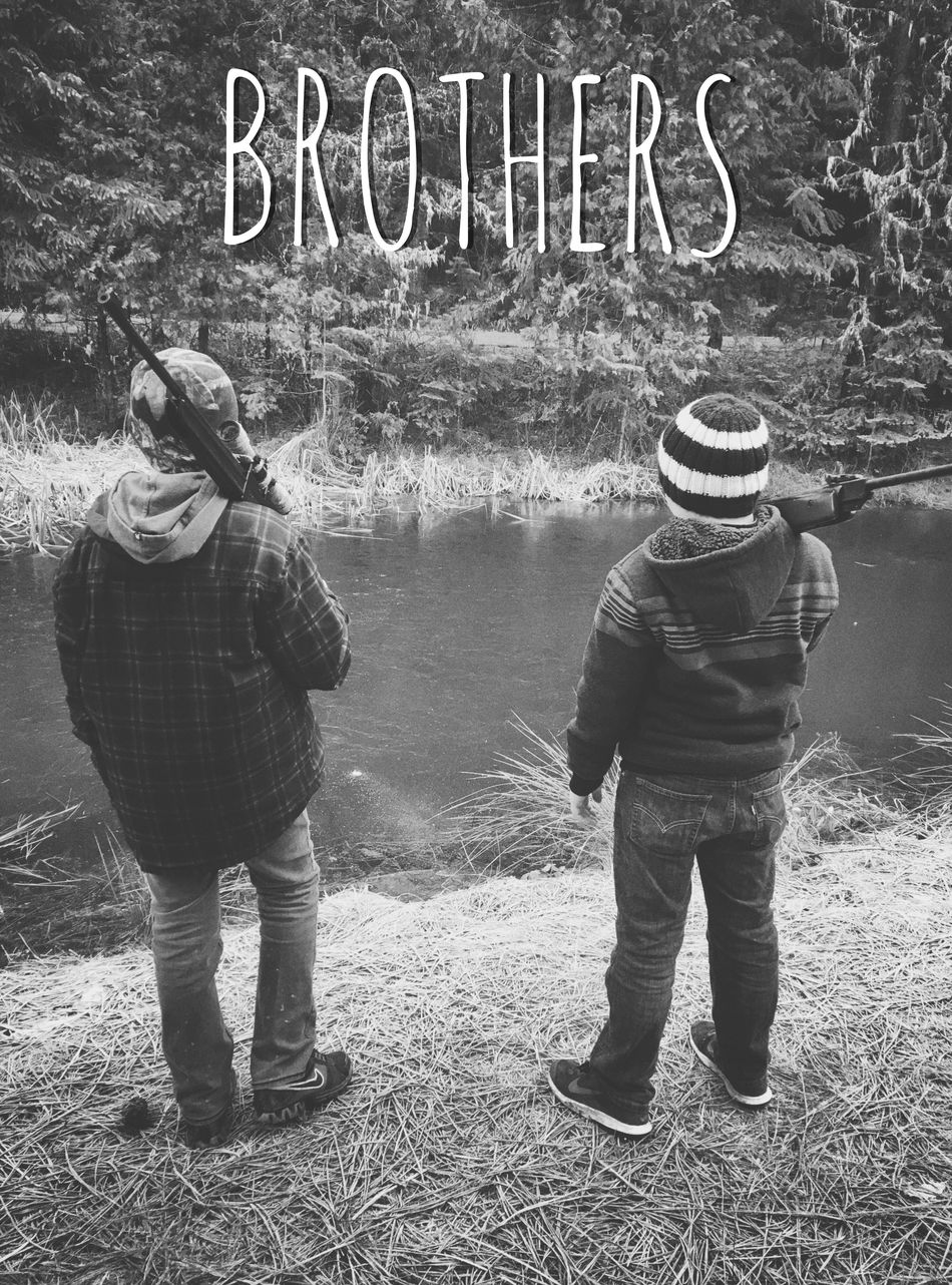 My World, my Heart, my EVERYTHING! Sons My Boys My Boys ♥ Brothers Woods Mountians Guns Hunting Father Son Time Oregon Southernoregon
