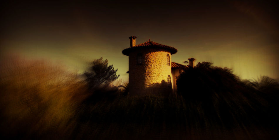 Architecture Atmospheric Mood Building Building Exterior Built Structure Exterior Famous Place Glowing Guidance History Lighthouse Low Angle View Mystery Outdoors Protection Safety Sky Tall - High The Mysterious House Tower Lonely House