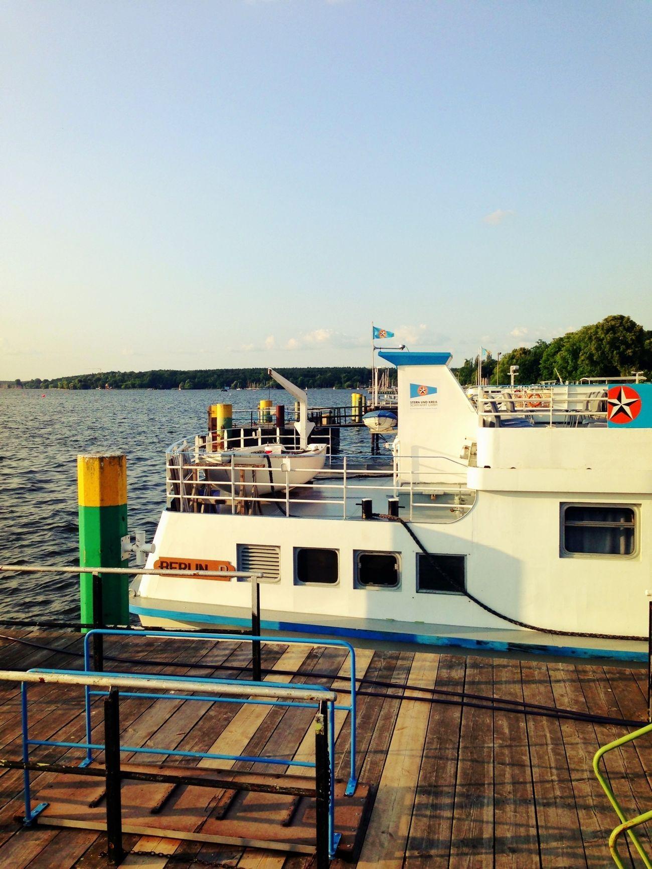Watching Boats at EyeEm Potsdam Meetup