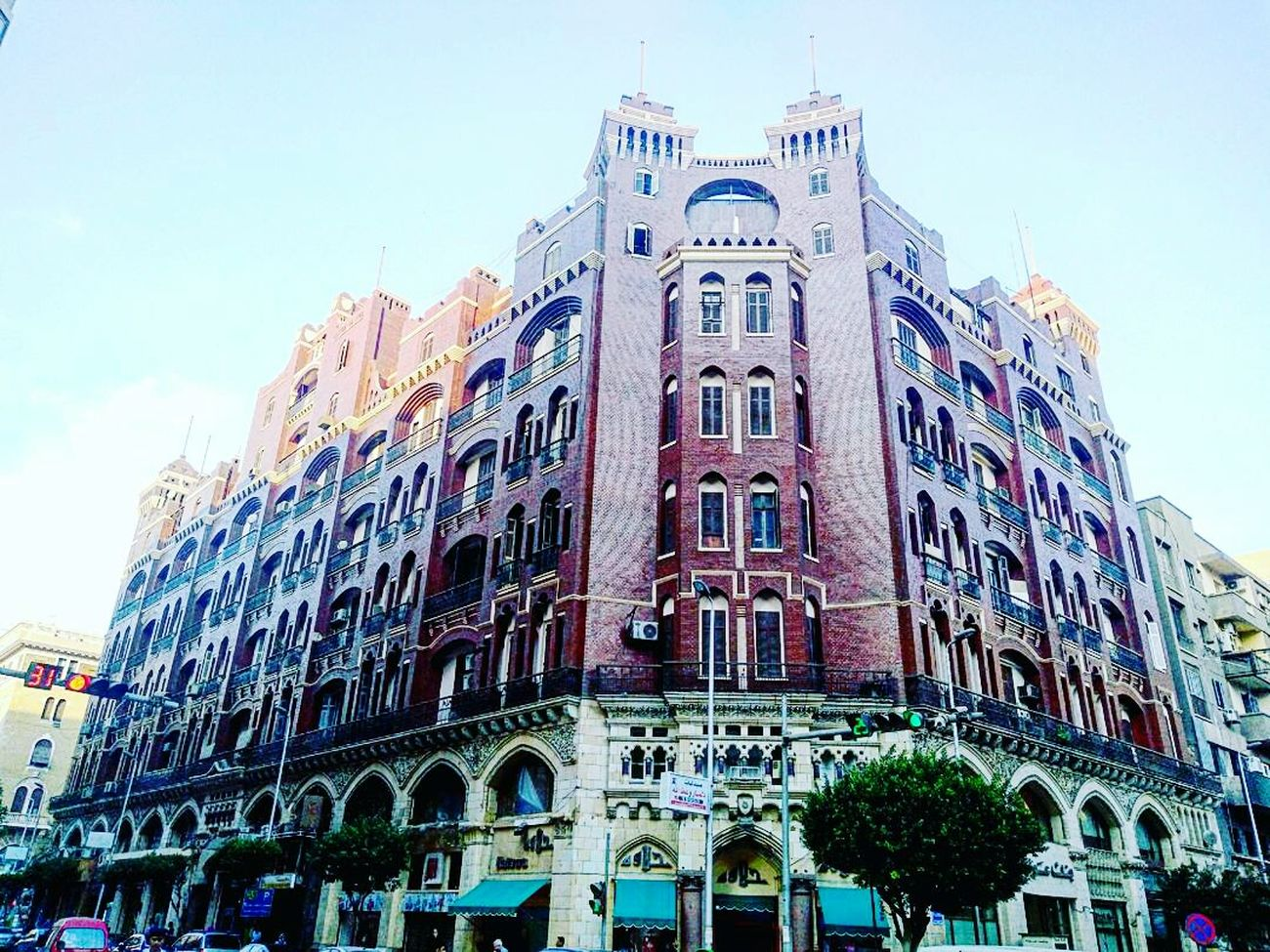 City Outdoors Building Exterior Architecture Design Amazing Amazing View Amazing Architecture This Is Where I Live... This Is Egypt Cairo Egypt First Eyeem Photo