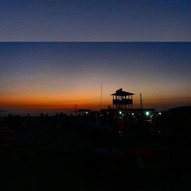 Nature's amazing vibrancy. Coxsbazar Seabeach Beachlife Bangladesh Thisisbangladesh Traveldiaries Travelgram Sunset Sunsetsky Photography Photogram Photographersofbangladesh Photogrid Sonyhx50 TravelBangladesh