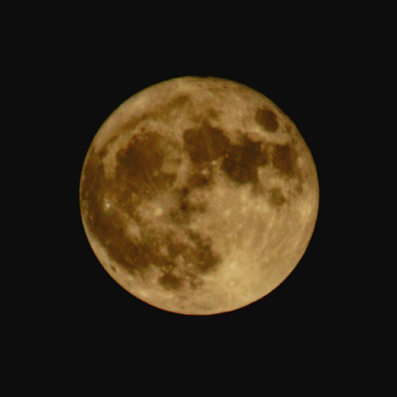 Night Full Moon No People Moon Surface