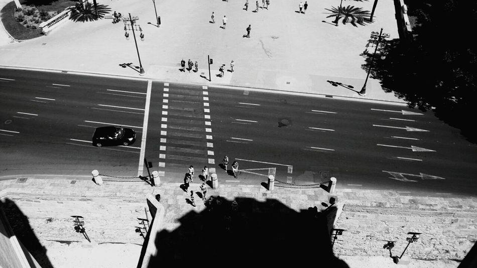 shadow Spain HeritageValencia, Spain Torres De Serrano Nokia Lumia 1020