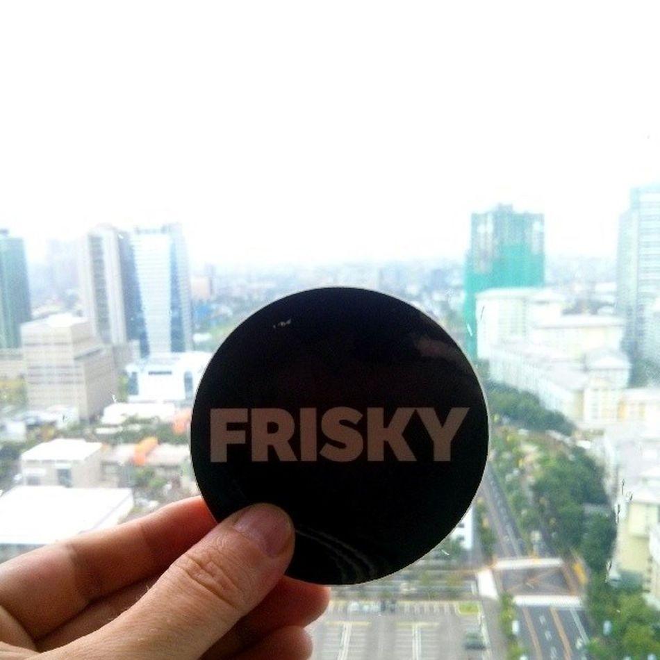 FRISKYWorldtour Manila Makati
