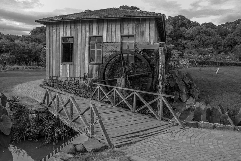Old House Wood Blackandwhite Black & White Black And White Collection  Shades Of Grey Italian Heritage Colonization Tea Factory Erva Mate Vintage Rio Grande Do Sul  Brazil