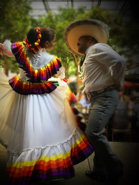 Traditional Clothing Traditional Festival Two People Performance Arts Culture And Entertainment MexicanTradition Traditional Costume Mexico Cultures Performing Arts Event Eye4photography  Traditional Dancing