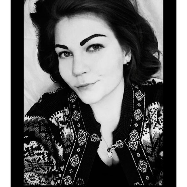 Me Home Beauty Eyebrows Ahaha LOL Smile Moscow Girl Russia