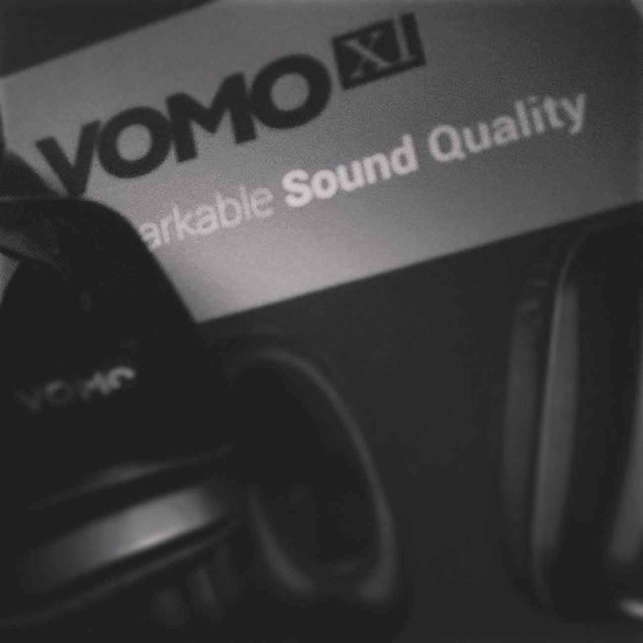 Just got my new New Headphones Wleaf Vomo Black Amazing sound
