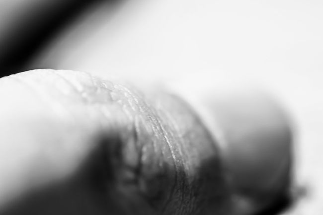 Adult Belly Button Black Black & White Black And White Blackandwhite Body Part Close Up Close-up Extreme Close-up Females Finger Hand Human Human Body Part Human Skin Indoors  Macro Monochrome Monochrome Photography One Person One Woman Only Only Women People Person