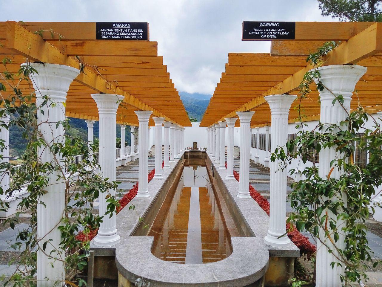 The War Memorial Park Kundasangview Outdoors Nature Landscape Cold Temperature Short Vacation Tourist Attraction