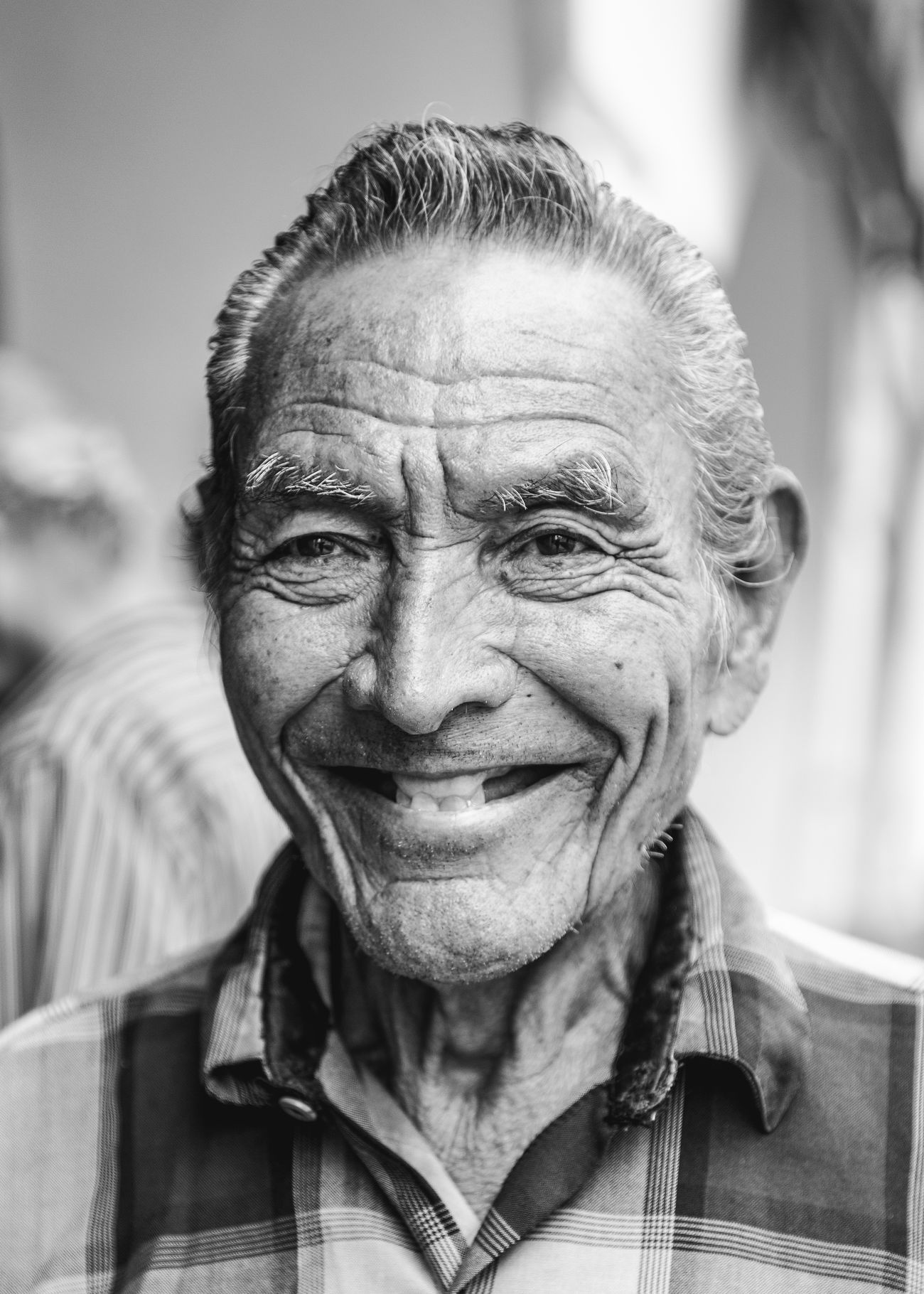 Candid Candid Photography Candid Portraits Casual Clothing Close-up Confidence  Day Focus On Foreground Front View Happiness ♡ Headshot Human Face Joy Leisure Activity Lifestyles Mexico Old Man Outdoors Portrait Smile Streetphotography Travel Travel Destinations Travel Photography