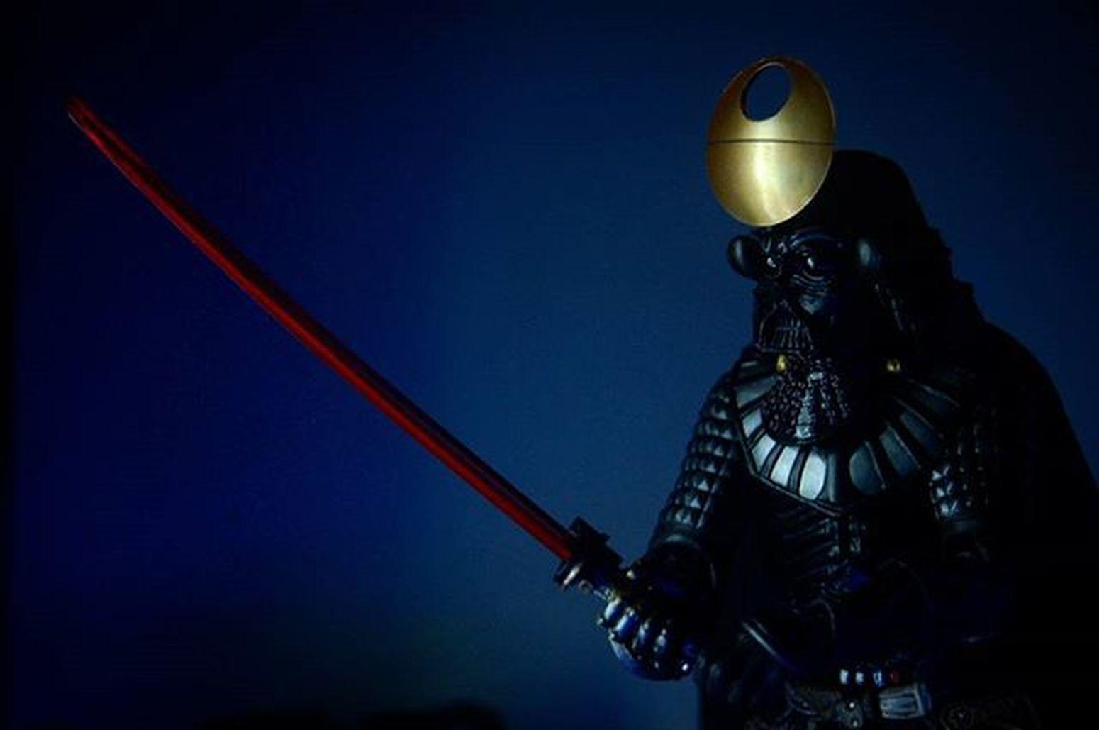 Lorudo Veidaaa! Darthvader Samuraitaisho Movierealization Deathstararmor Deathstararmordarthvader