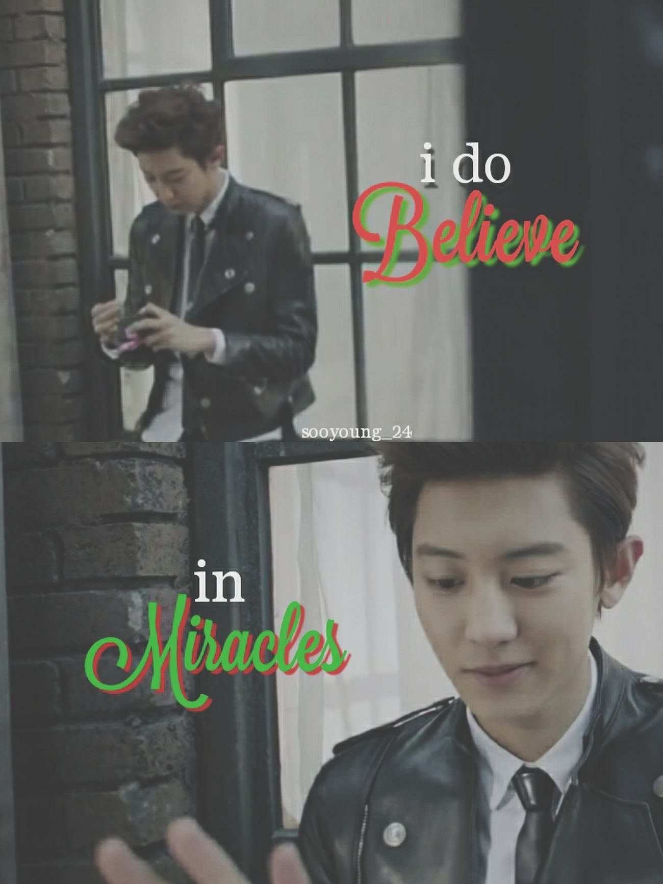 Miracles in December. Park Chanyeol Edits Chanyeol Park Chanyeol EXO