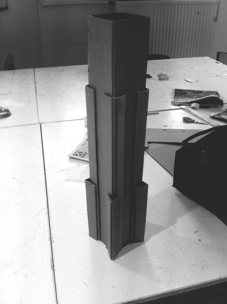 Empire State Building Art Projet  Me