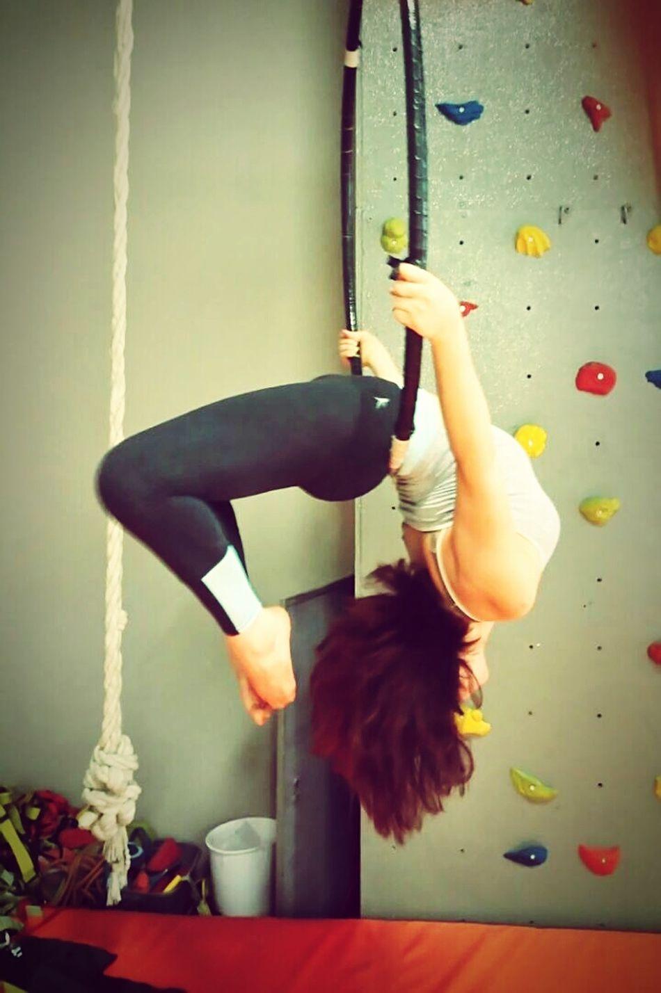 Fitnessmotivation Danza Aerea Danzaaerea Flexible
