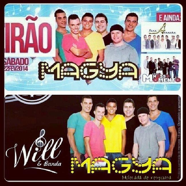 Hoje tem MaGya no Vila Rica e na sequência Canter Bar (Jockey Club) com os Grupos Nosso Momento e PurAtração Vemtodomundo ✌ ✌