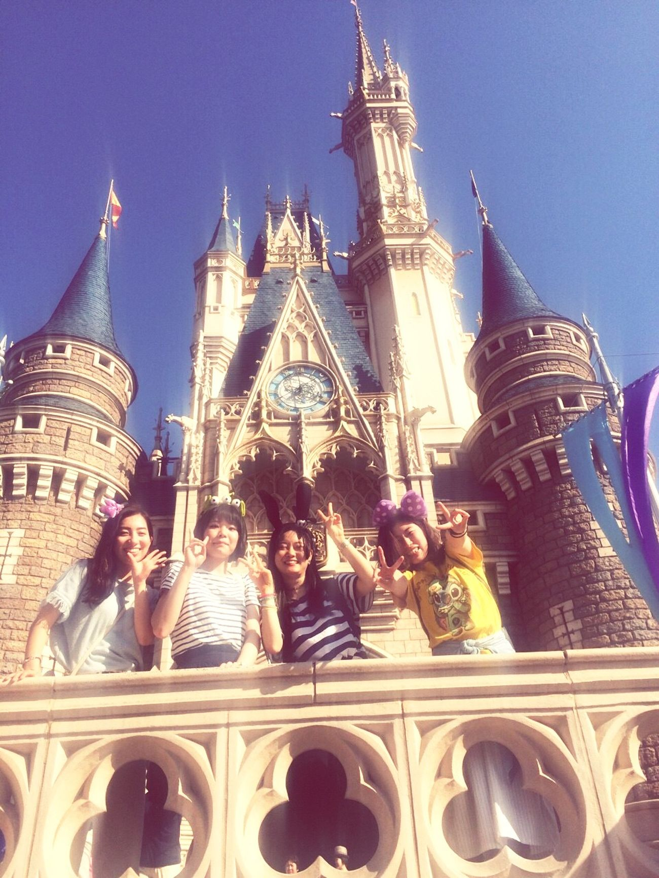 Cheese! Smile With Friends Disneyland